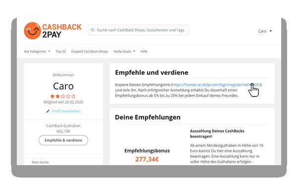 5 Euro Startguthaben sofort geschenkt